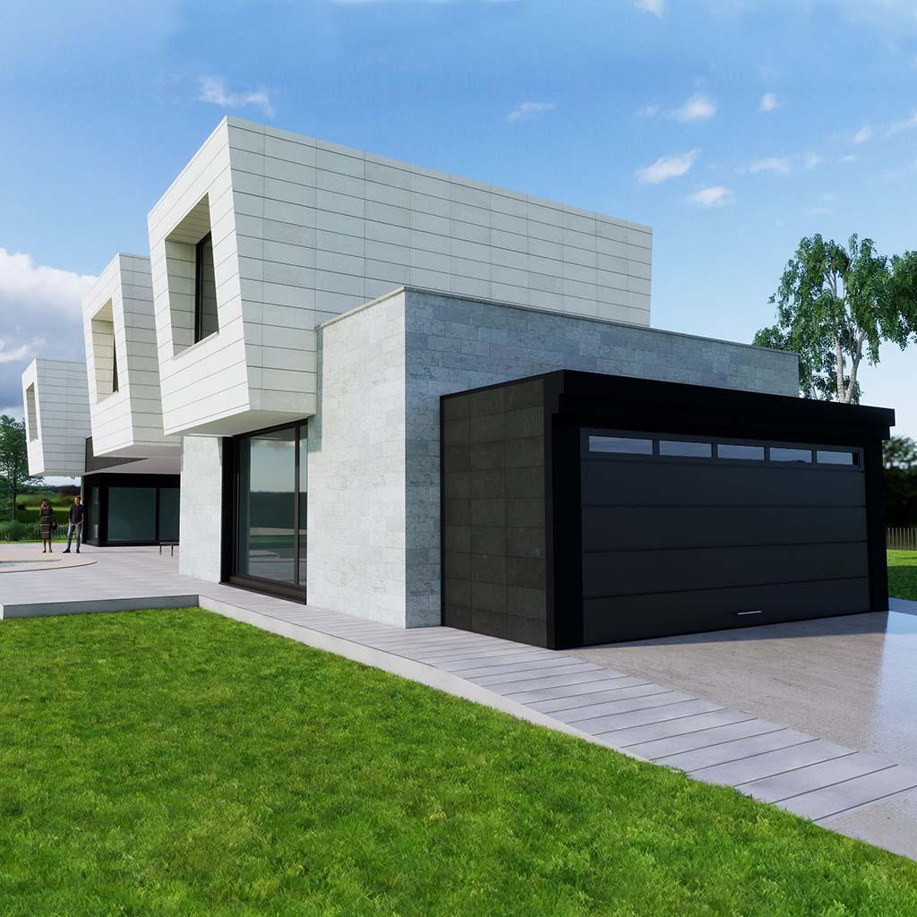 Diseño construccion casa MENTHA Ft
