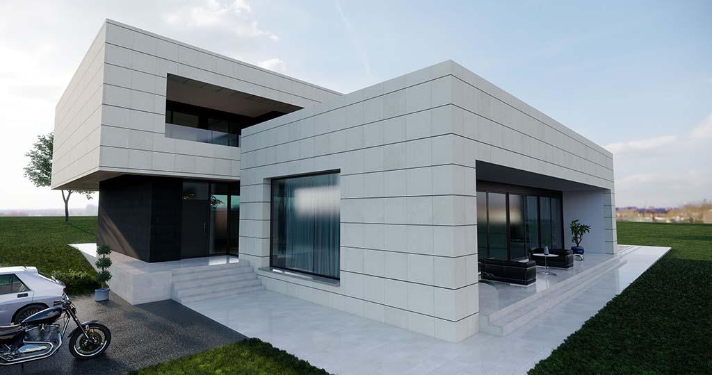 Diseño construir casa MENARI 1