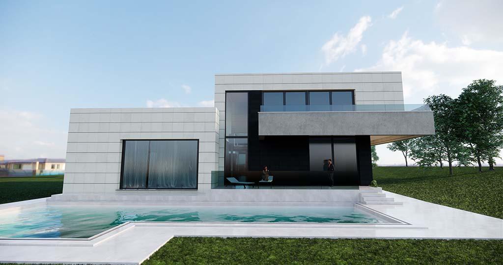 Diseño construir casa MENARI 2