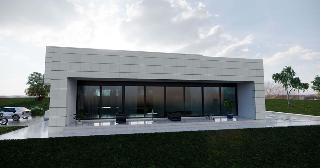 Diseño construir casa MENARI 3