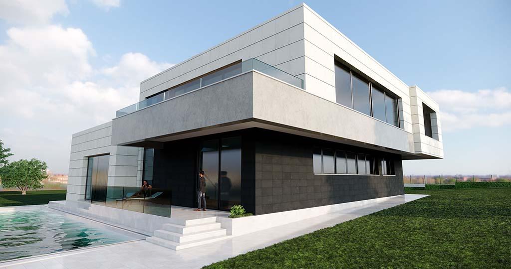 Diseño construir casa MENARI 4