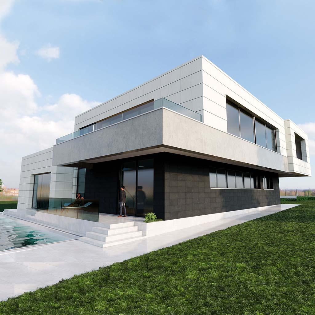 Diseño construir casa MENARI ft