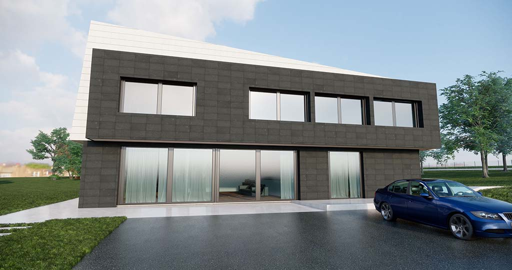 Diseño construir casa MERION 2