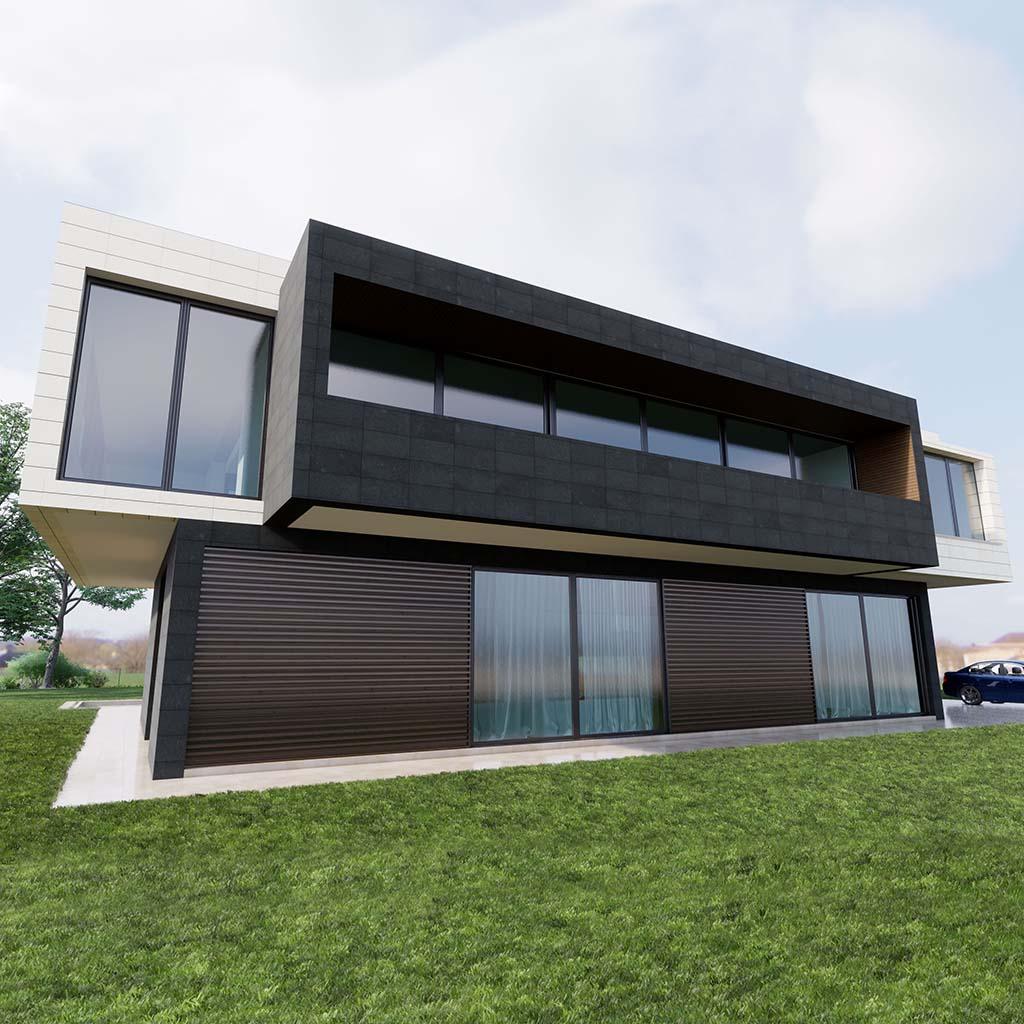Diseño construccion Casa NISTAN 1