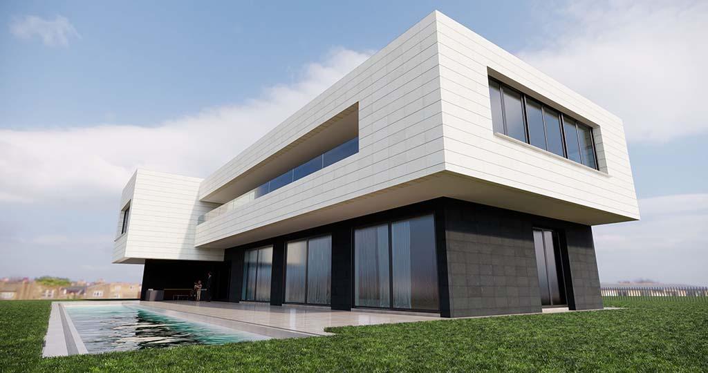 Diseño construccion Casa NISTAN 2