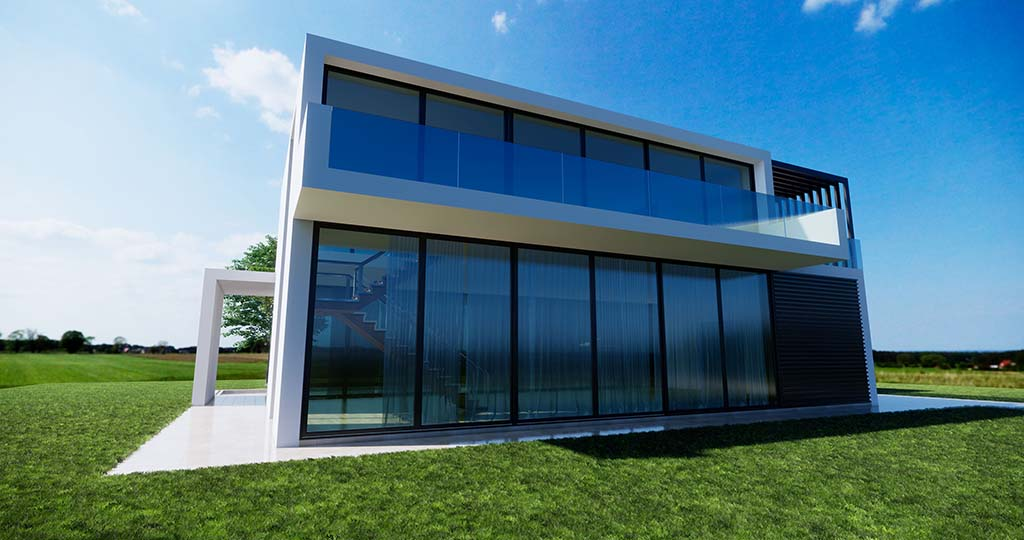 Diseño construccion casa NEOS 3
