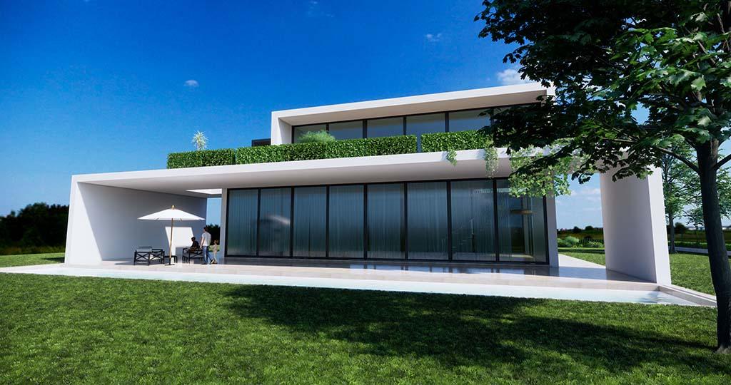 Diseño construccion casa NEOS 5