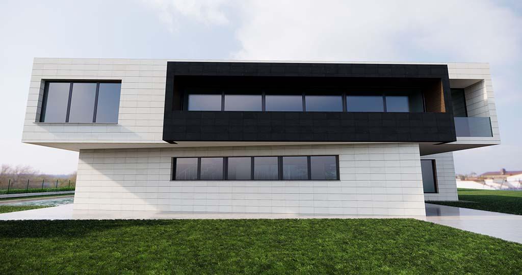Diseño construccion casa ODIOL 2