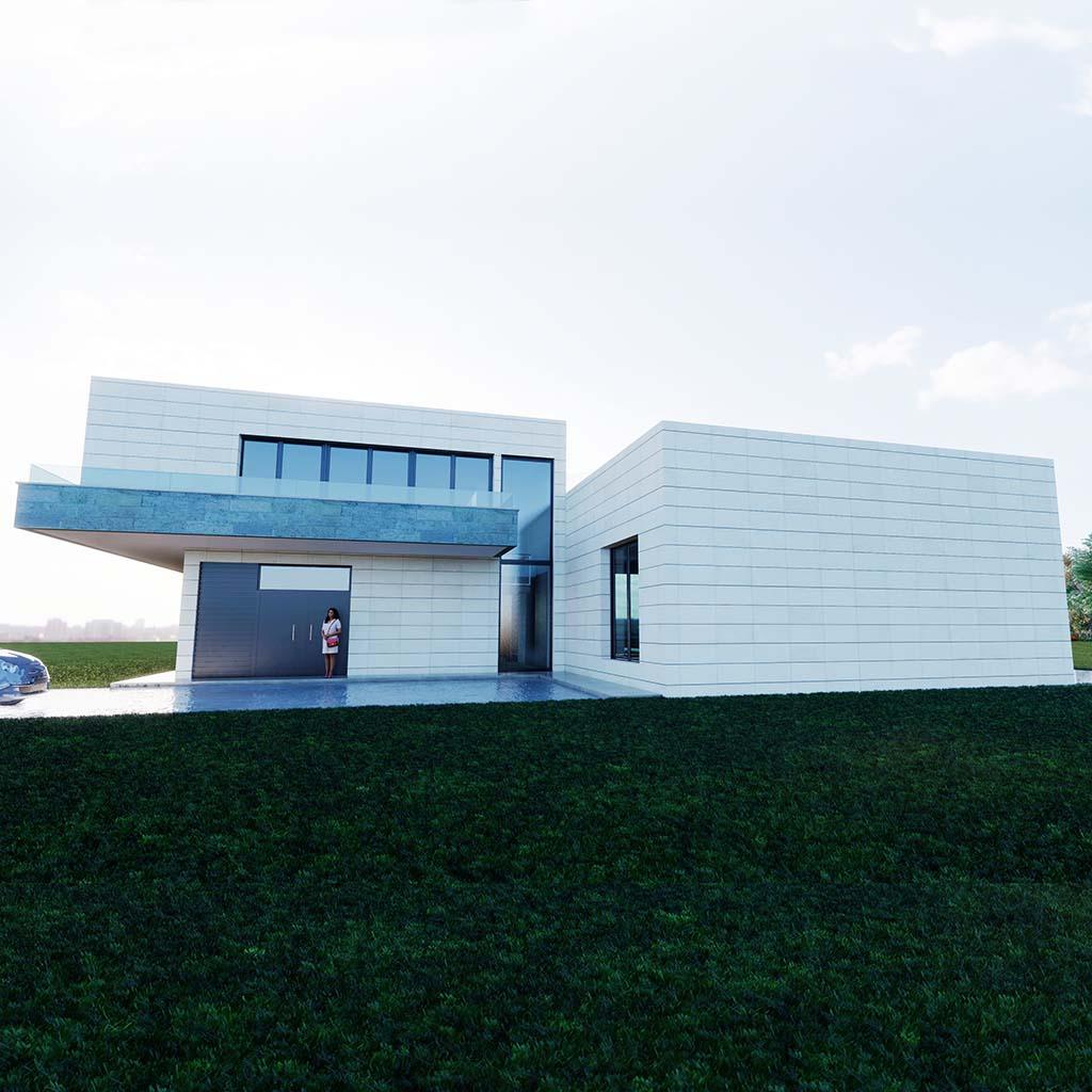Diseño construir casa MONTE ft