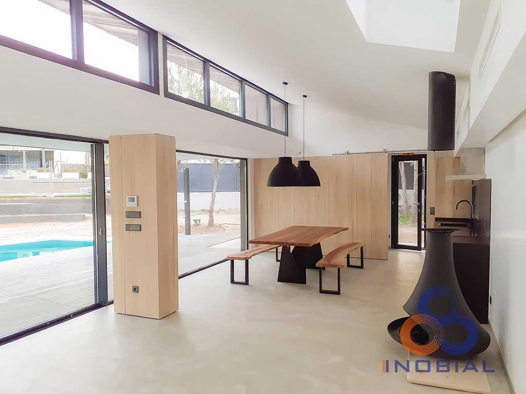 Construccion casa moderna Madrid 8
