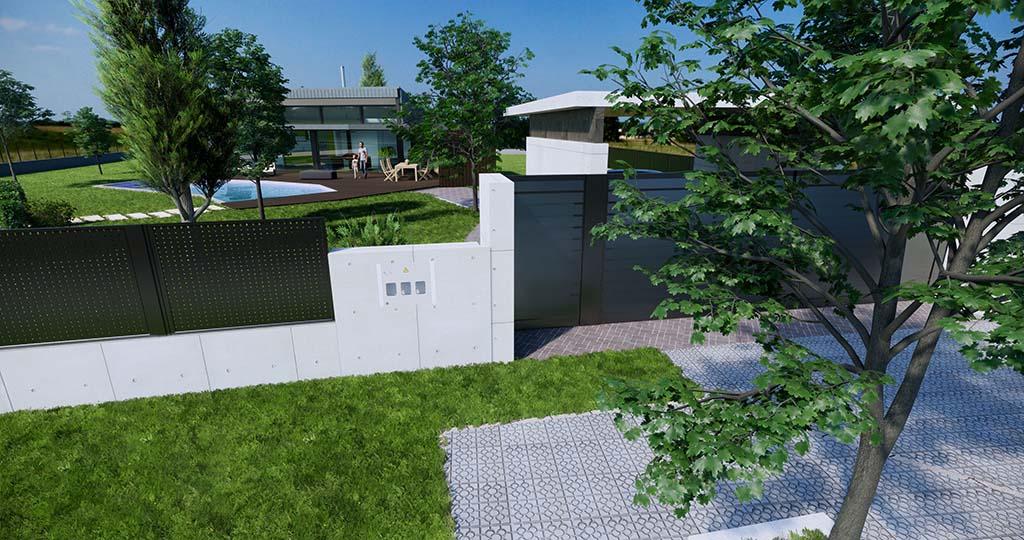 Diseño chalet construir Madrid 4