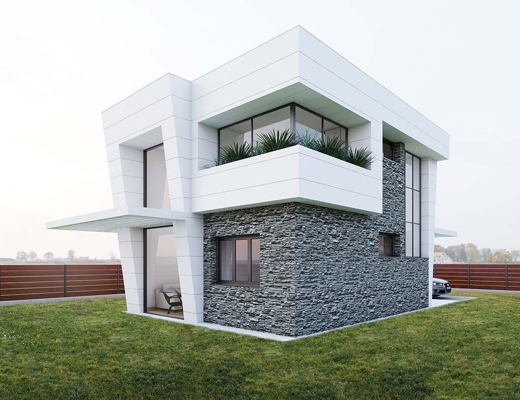 Construccion casa ALMERA Diseño 1