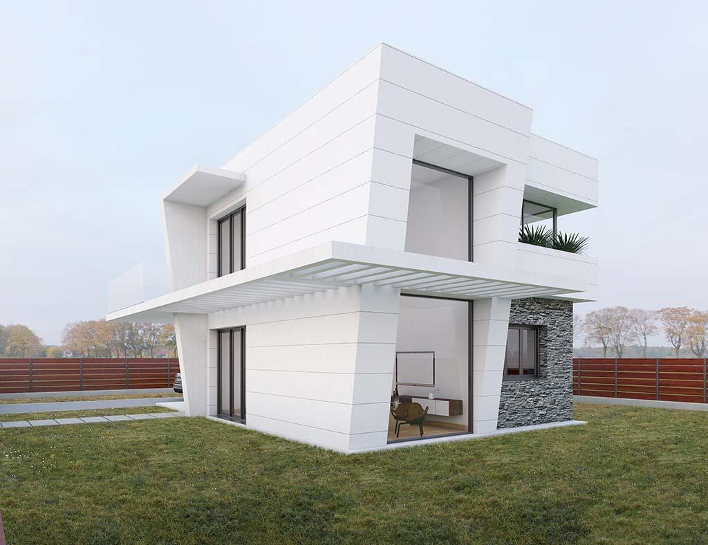 Construccion casa ALMERA Diseño 2