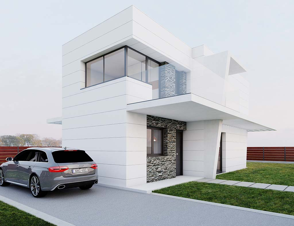 Construccion casa ALMERA Diseño 3