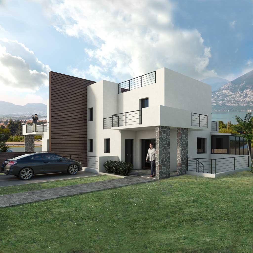 Construccion casa AXIAN Diseño 1
