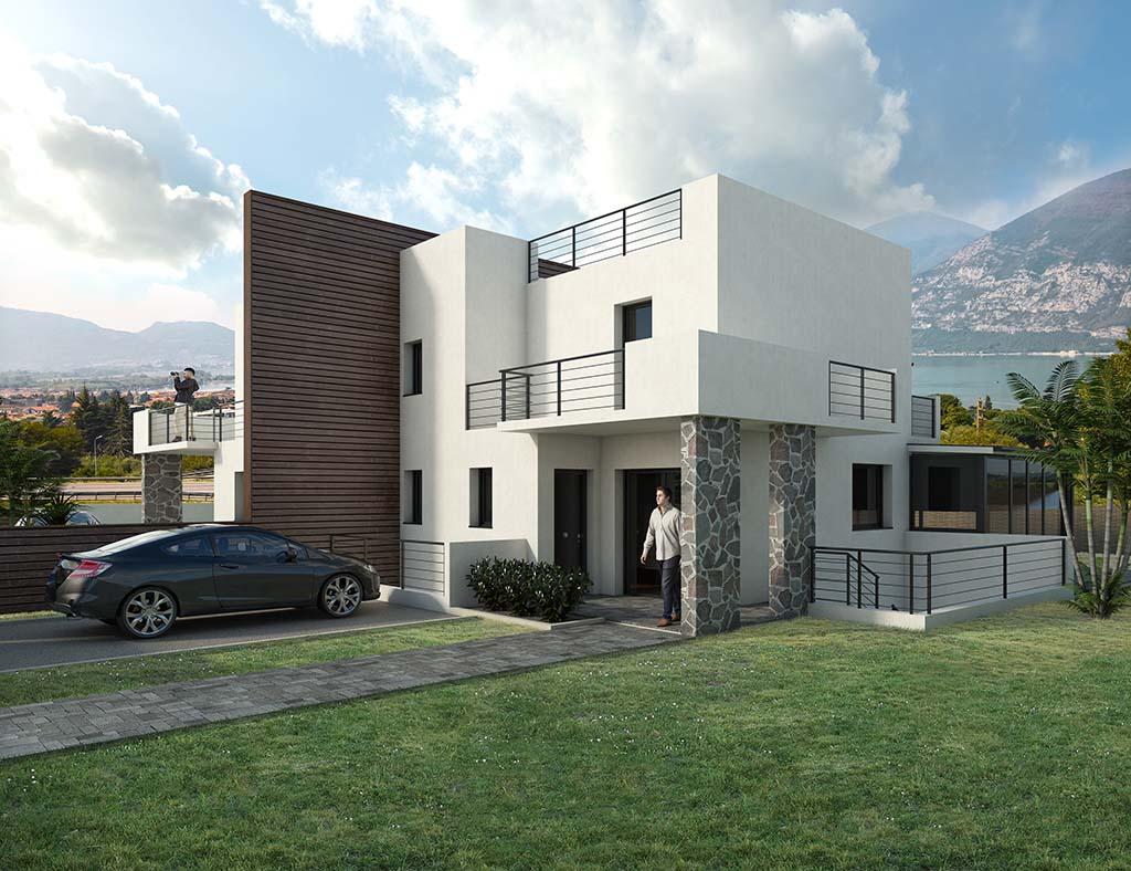 Construccion casa AXIAN Diseño 3