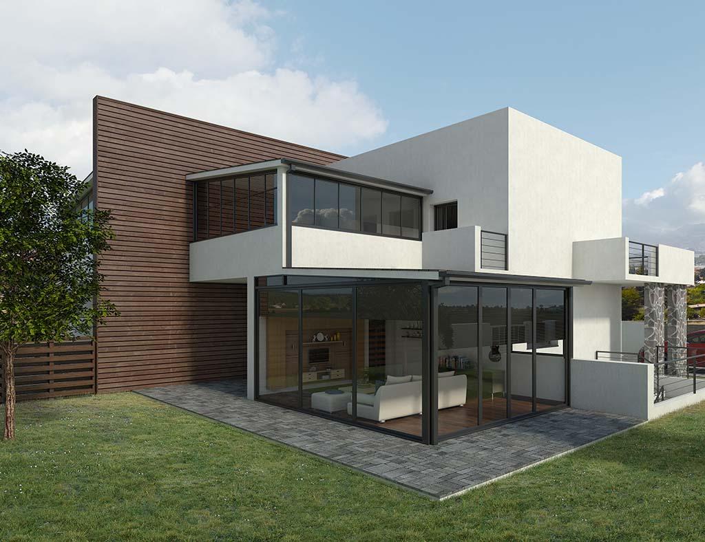 Construccion casa AXIAN Diseño 4