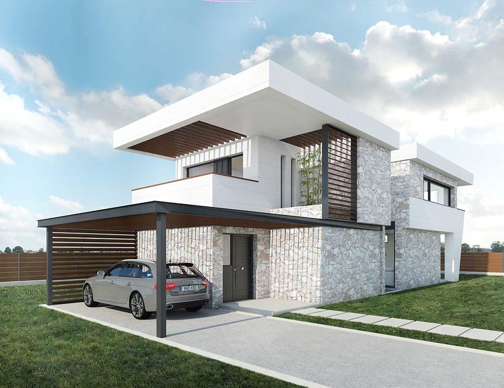 Construccion casa BASLA Diseño 1