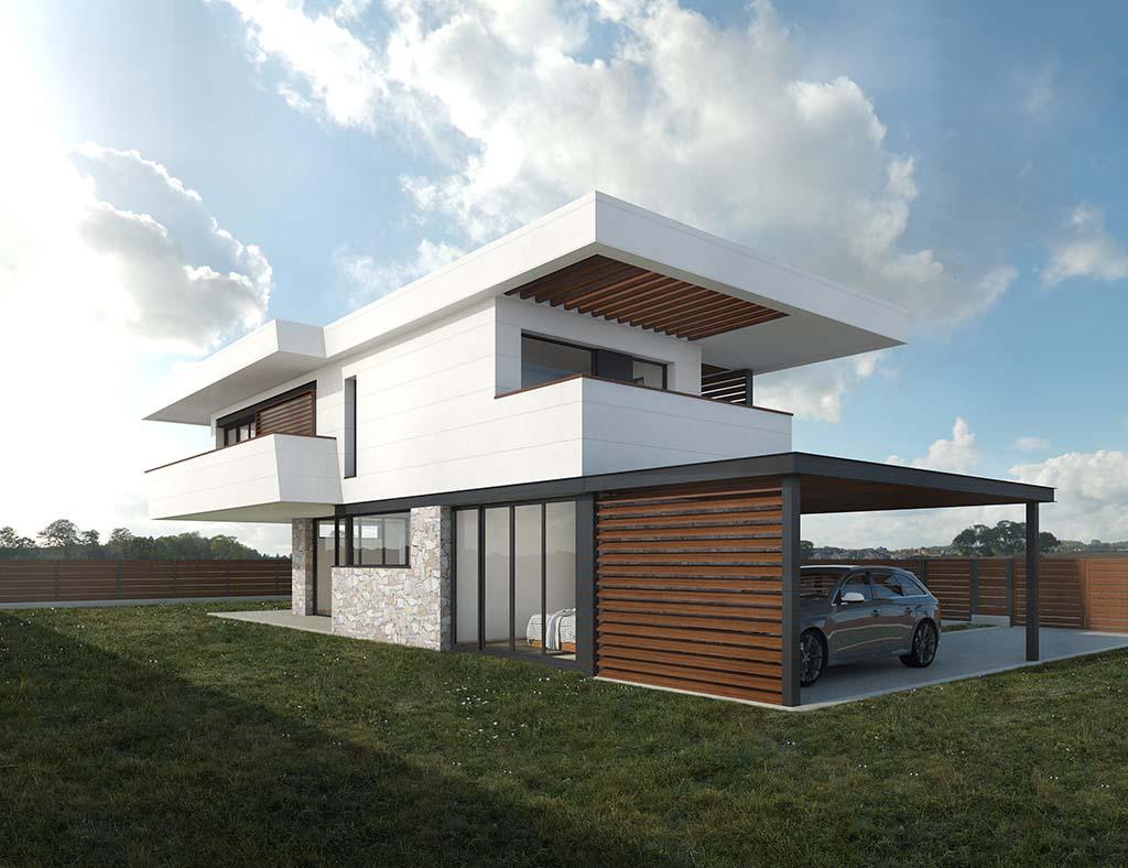 Construccion casa BASLA Diseño 2