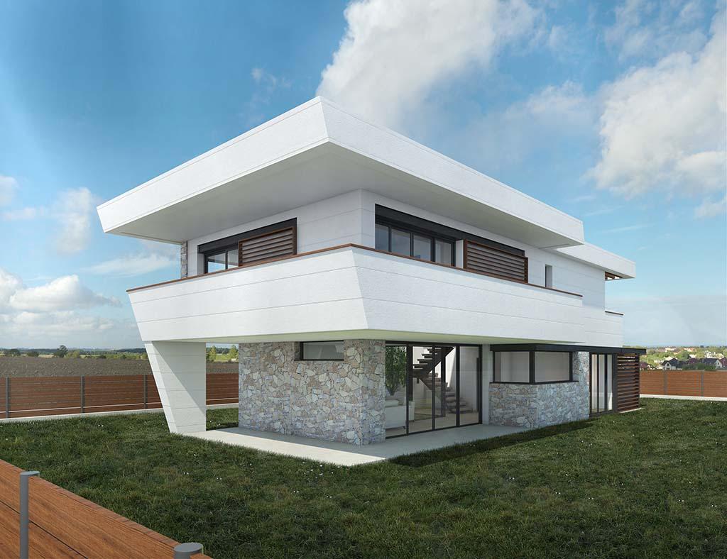 Construccion casa BASLA Diseño 3