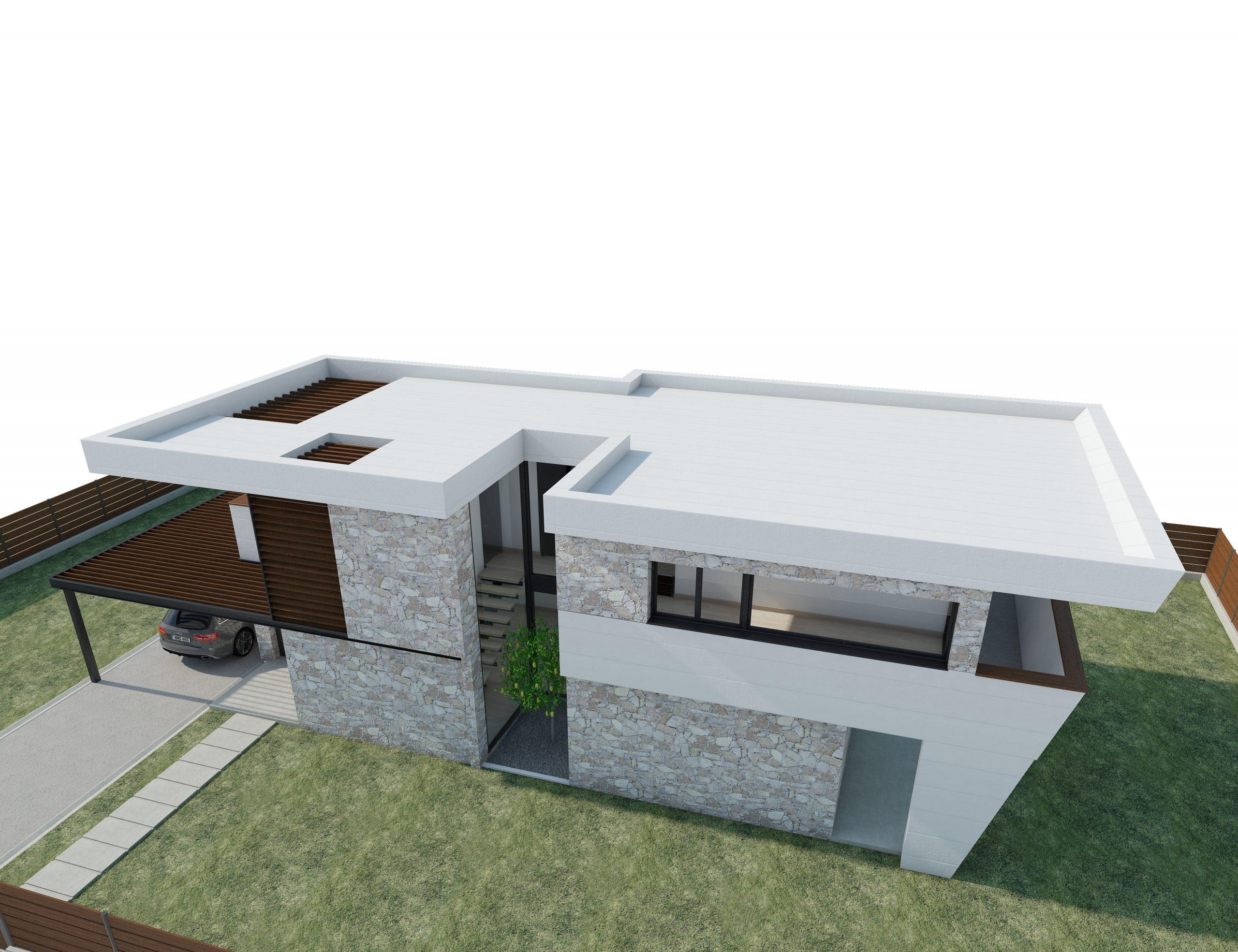 Construccion casa BASLA Diseño 4