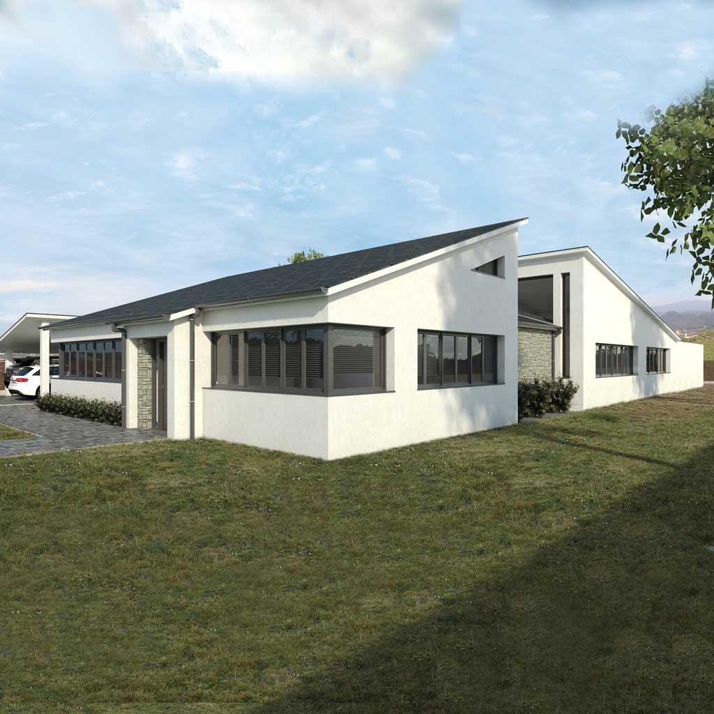 Construccion casa GEMMA Diseño 1