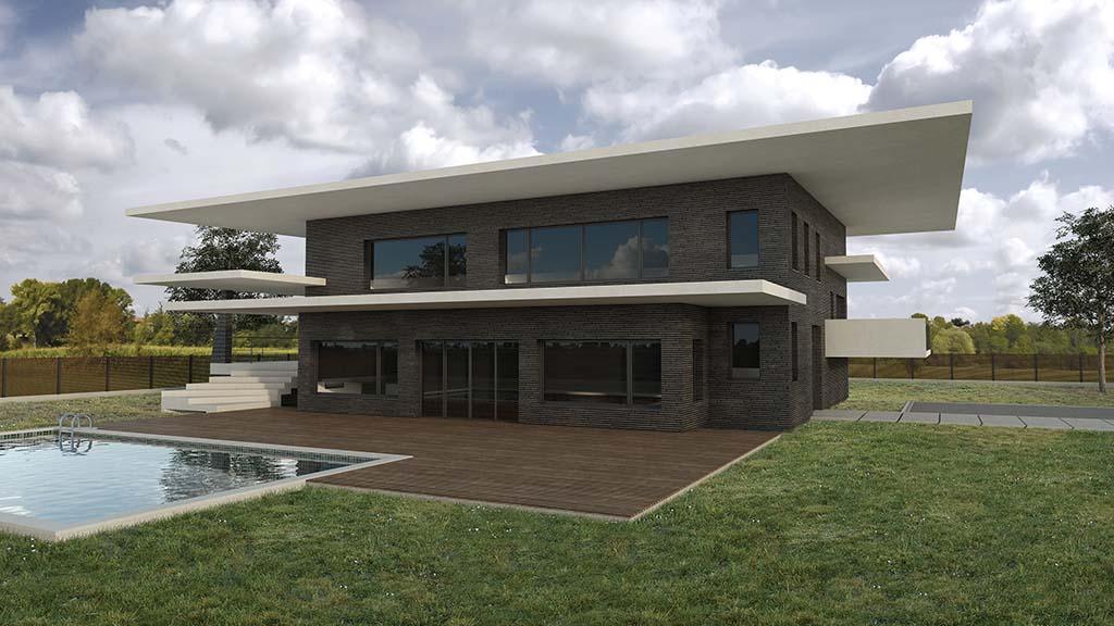 Construccion casa HAMERIA Diseño 2