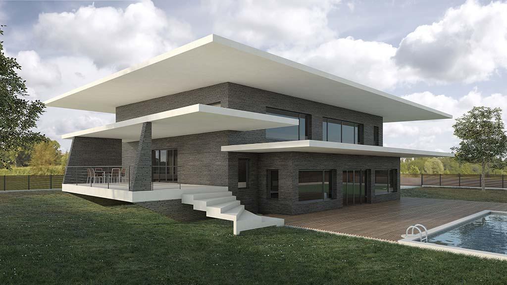 Construccion casa HAMERIA Diseño 3