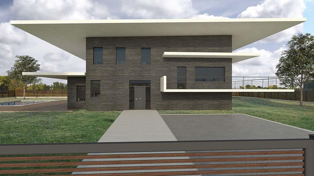 Construccion casa HAMERIA Diseño 4