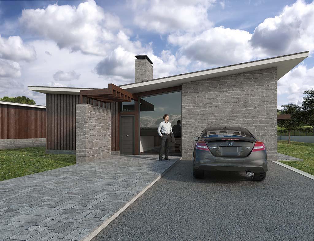 Construccion casa KIANIA Diseño 2