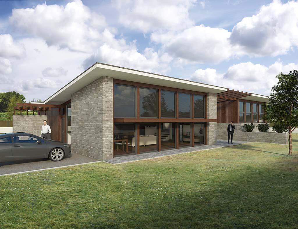 Construccion casa KIANIA Diseño 3