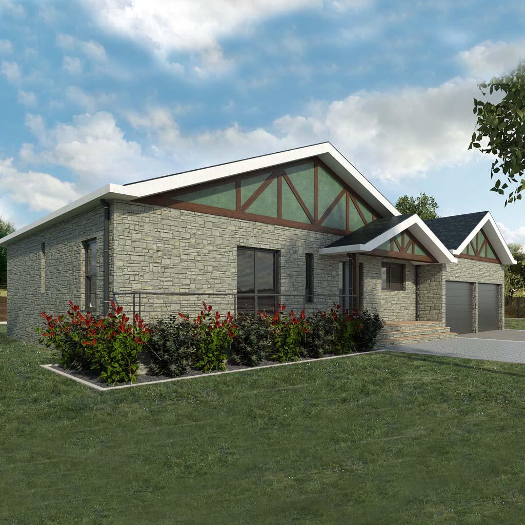 Construccion casa ORIANTES Diseño 1