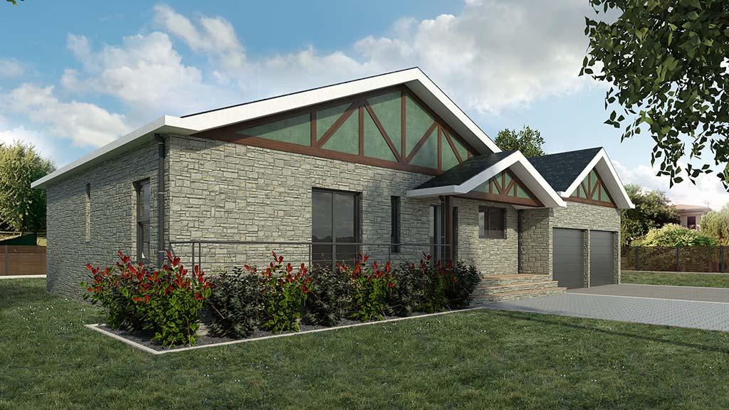 Construccion casa ORIANTES Diseño 3