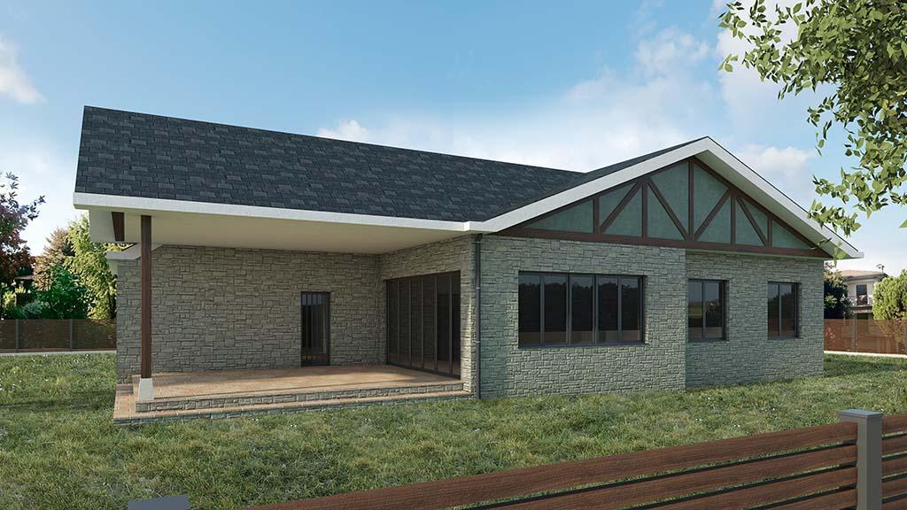 Construccion casa ORIANTES Diseño 4