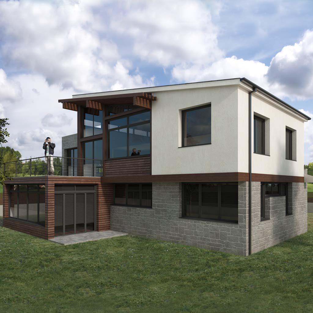 Construccion casa ROGO Diseño 1