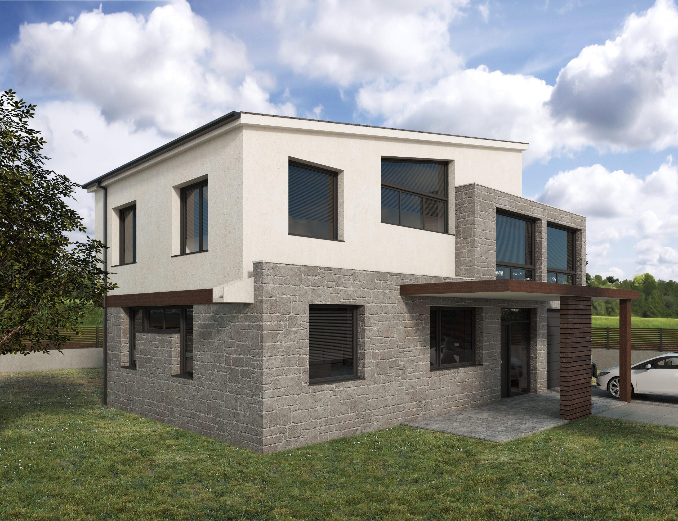 Construccion casa ROGO Diseño 2