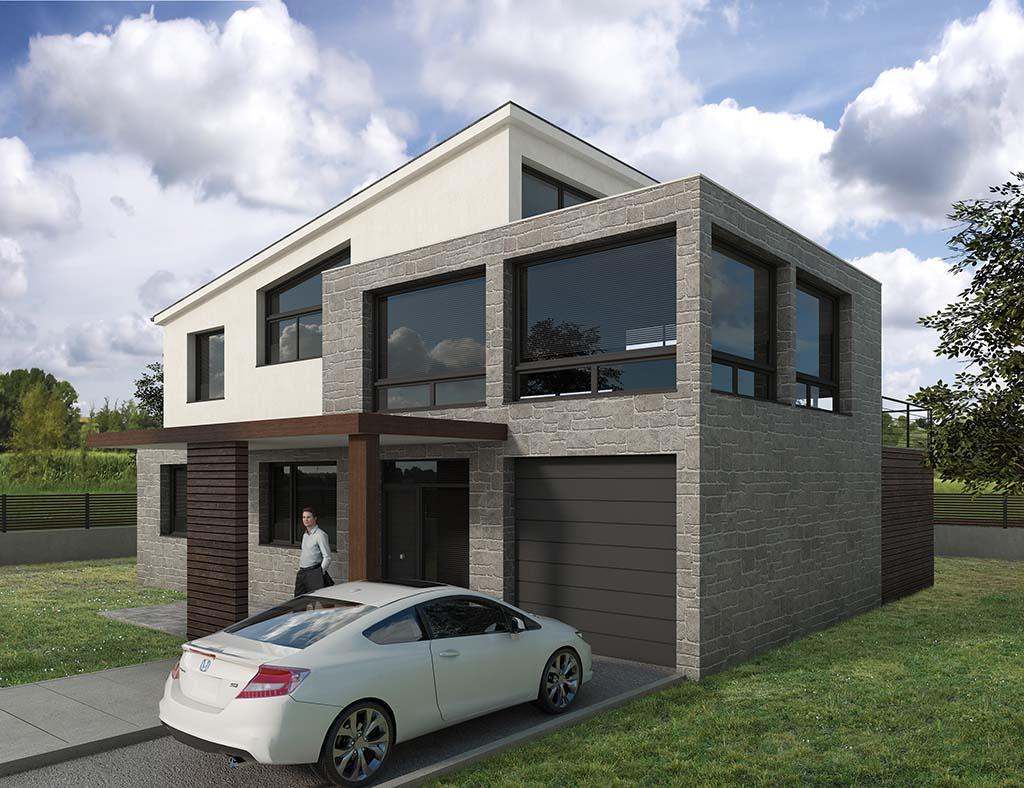 Construccion casa ROGO Diseño 3