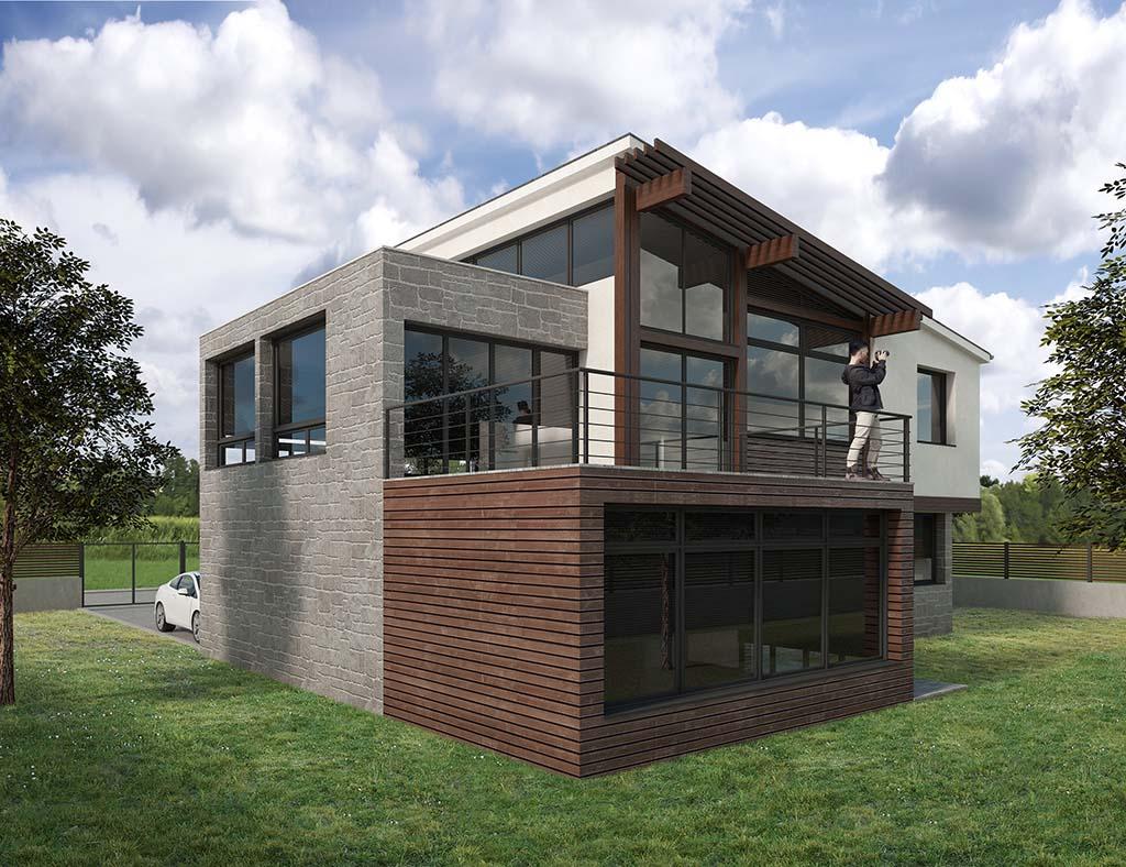 Construccion casa ROGO Diseño 4