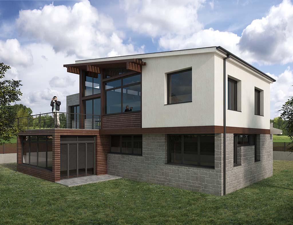 Construccion casa ROGO Diseño 5