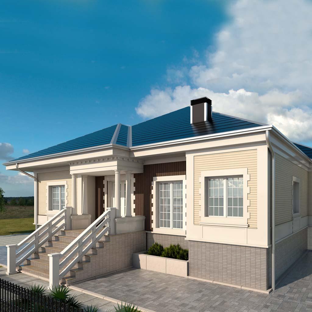 Construccion casa RUBIS Diseño 1