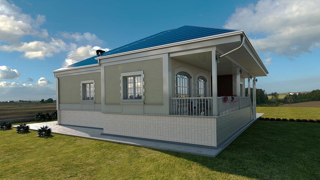 Construccion casa RUBIS Diseño 3
