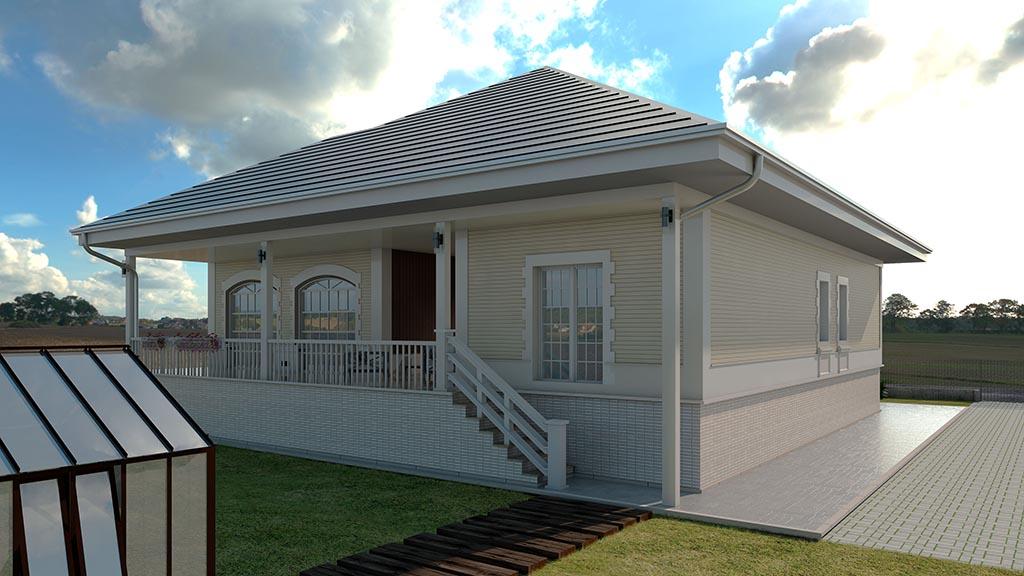 Construccion casa RUBIS Diseño 4