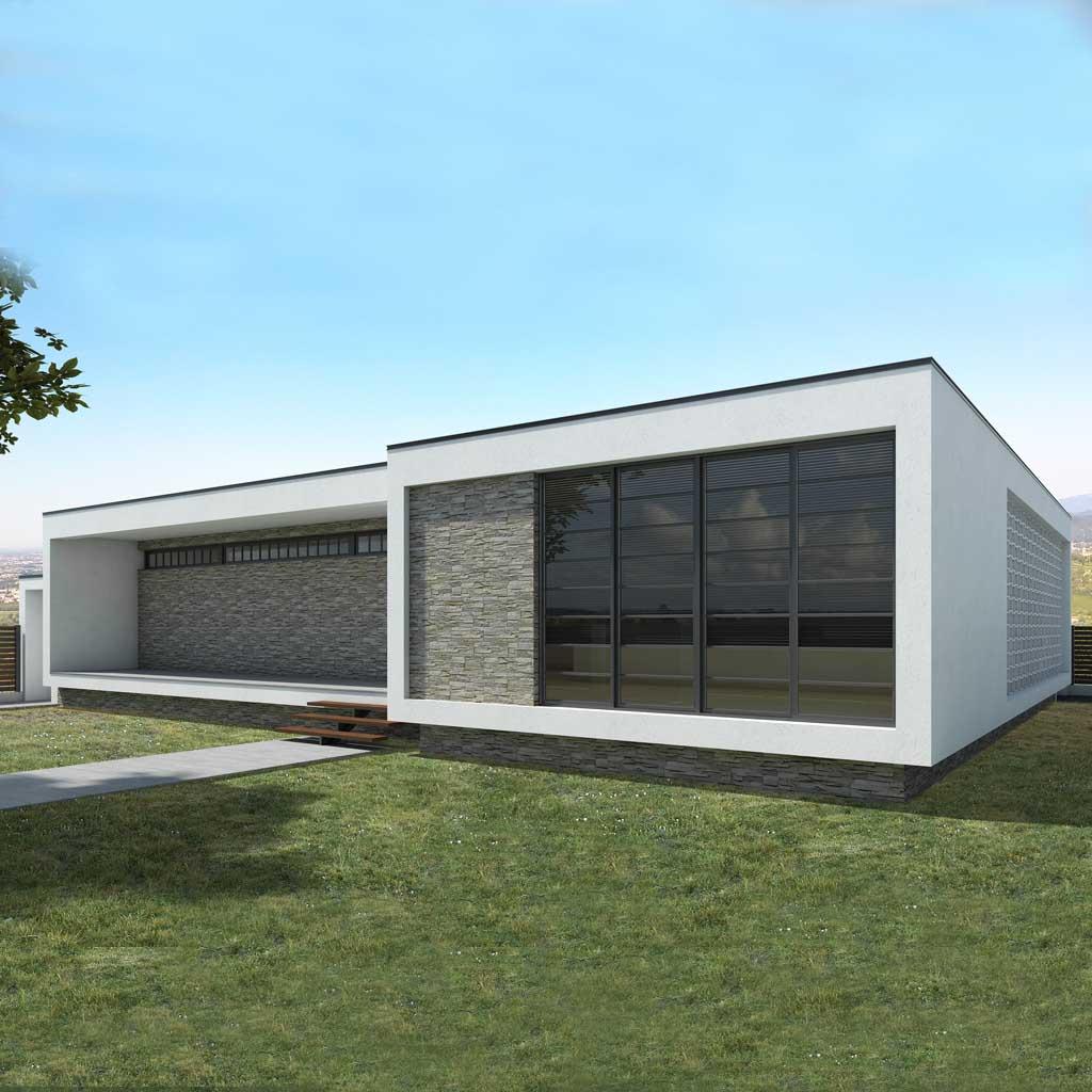 Construccion casa SERENIAL Diseño 1