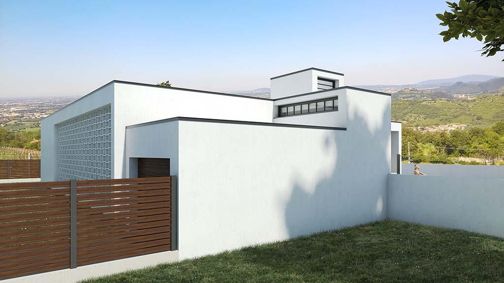 Construccion casa SERENIAL Diseño 3