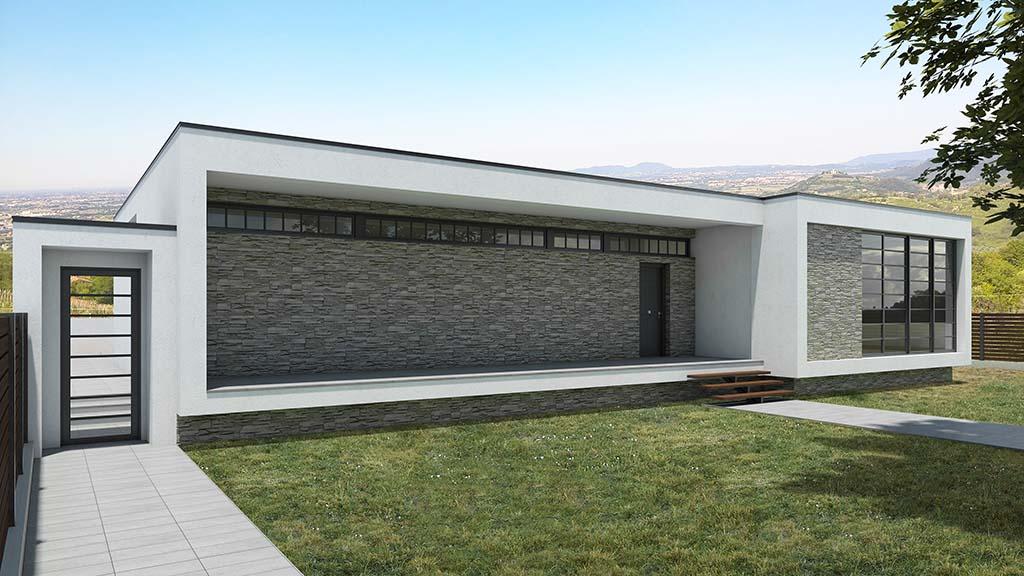 Construccion casa SERENIAL Diseño 4