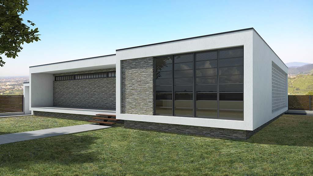 Construccion casa SERENIAL Diseño 5