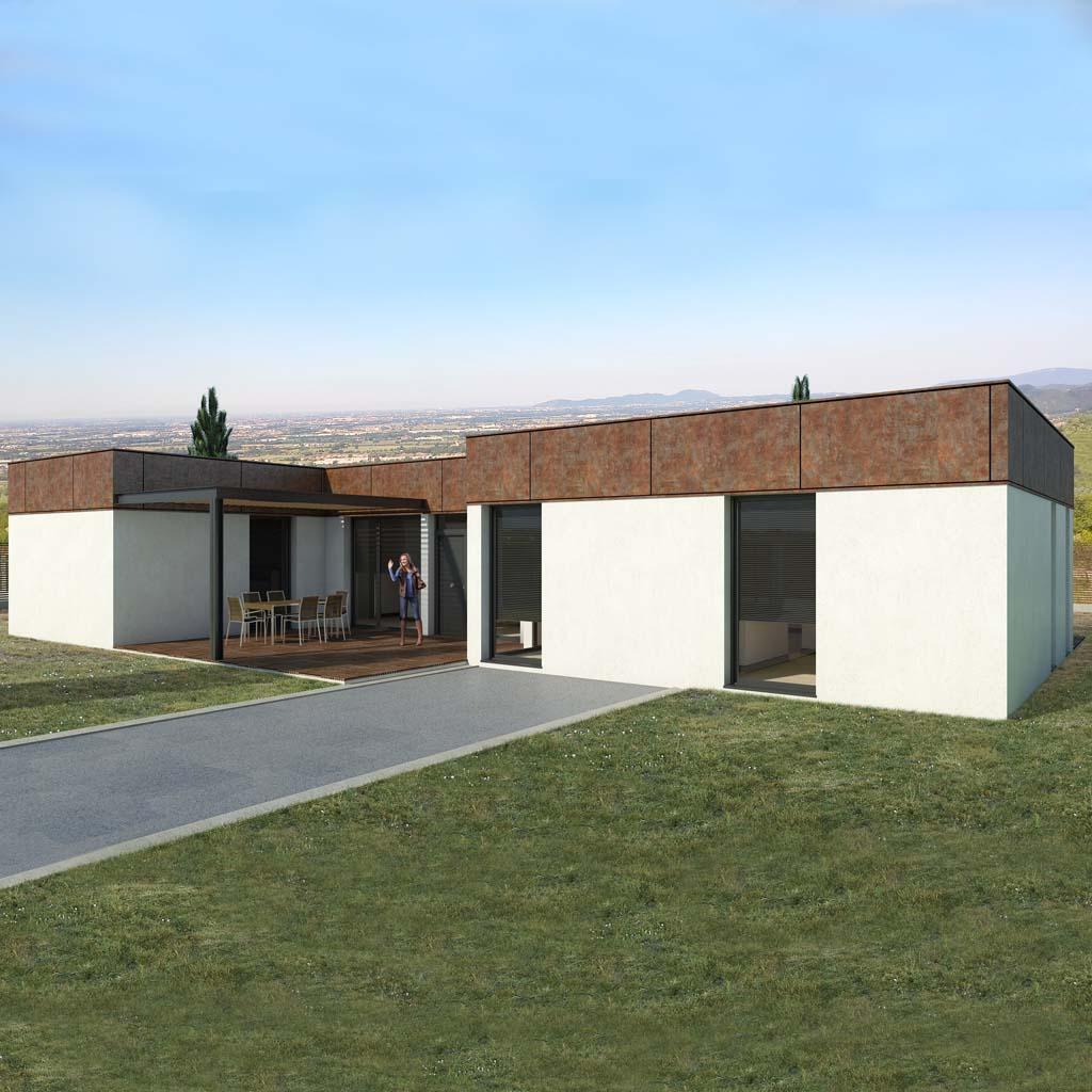 Construccion casa ZENTE Diseño 1