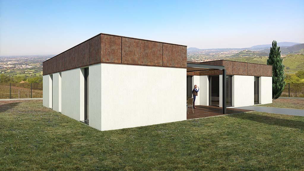 Construccion casa ZENTE Diseño 2