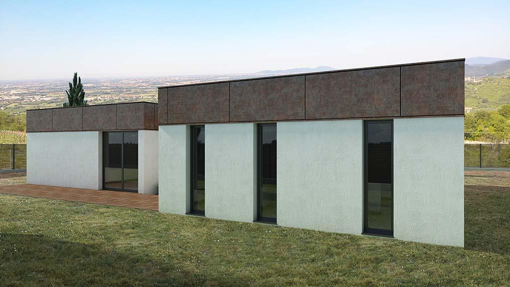 Construccion casa ZENTE Diseño 3