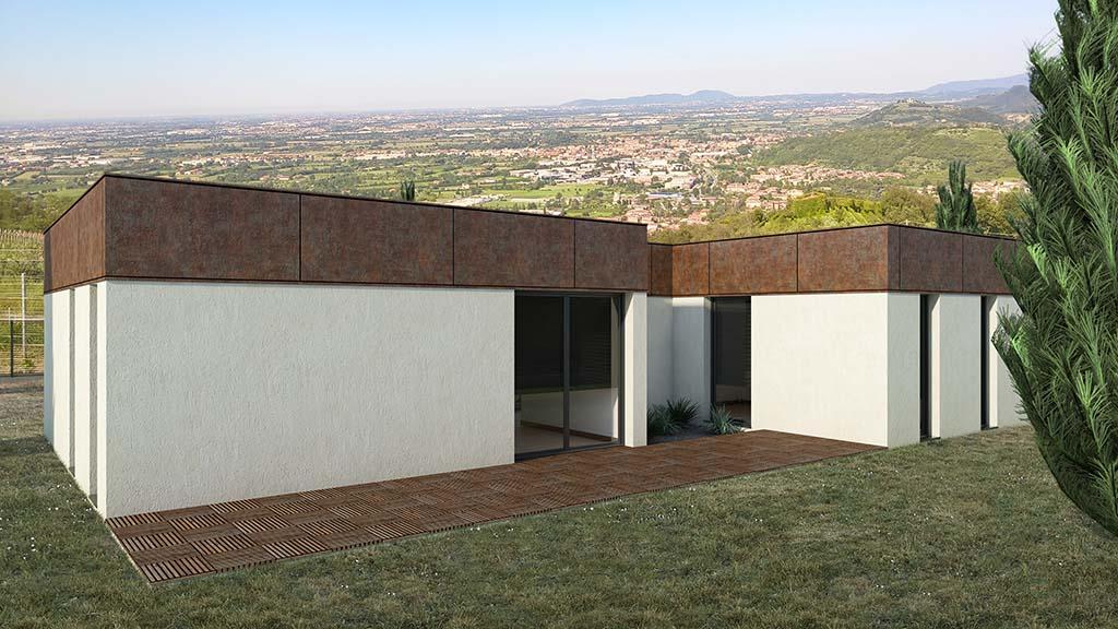 Construccion casa ZENTE Diseño 4